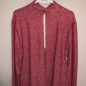 NEW. Men's Lululemon Warm 1/4 Zip. Large
